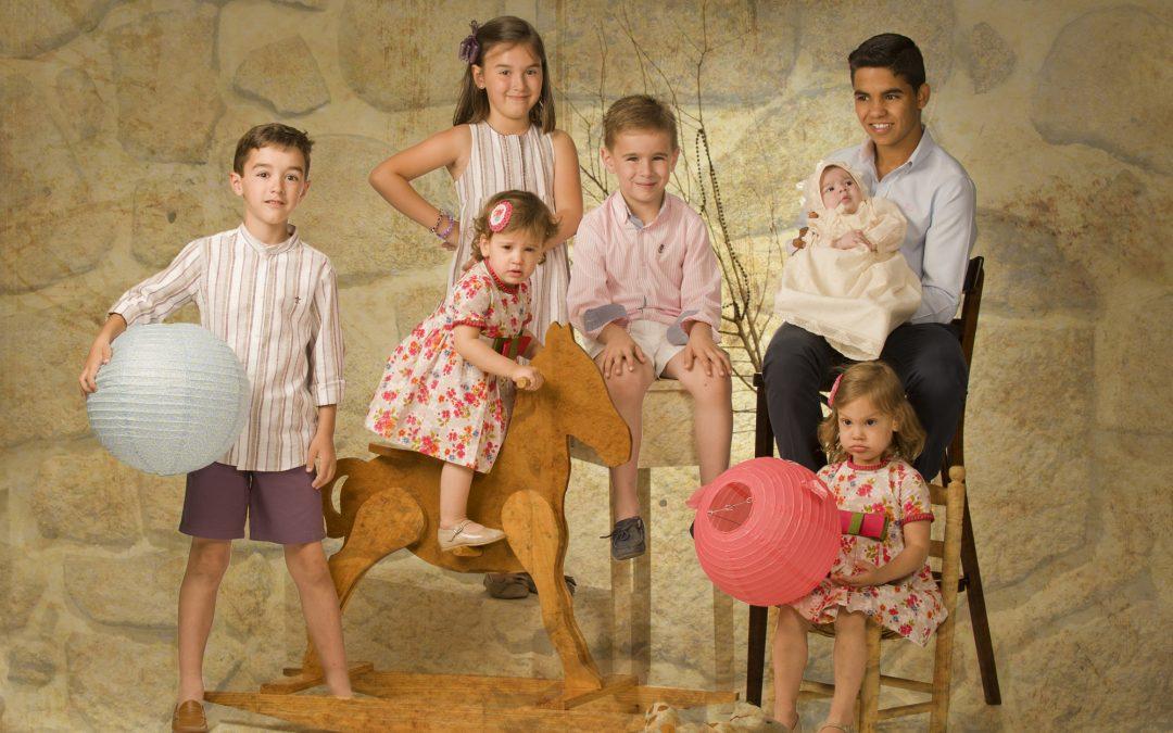 Fotografía infantil y de familia