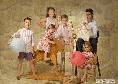 Reportajes Fotográficos en Familia
